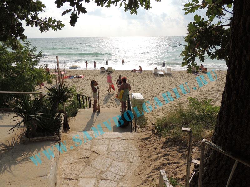 Общее описание пляжа